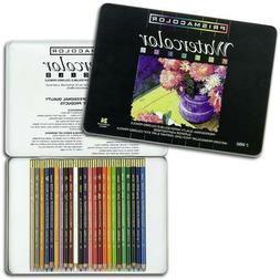 PRISMACOLOR Watercolor Water-Soluble Assorted 24 Colored Pen