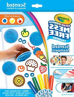 Crayola Wonder Scented Color Stampers