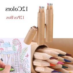 Wooden Art Supplies Painting Sketch Colored Pencils Writing