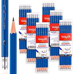 KUGELZ Writing Pencils 72/Set | Super #2 HB Premium Quality