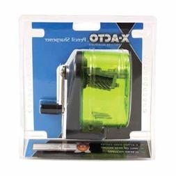 X Acto 1065 Manual Pencil Sharpener Assorted Colors